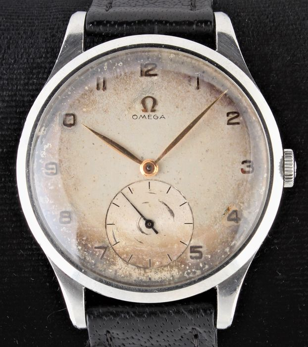 "Omega - Aka ""Jumbo"" - Ref. No: 4505 - Working Condition - Hombre - 1901 - 1949"
