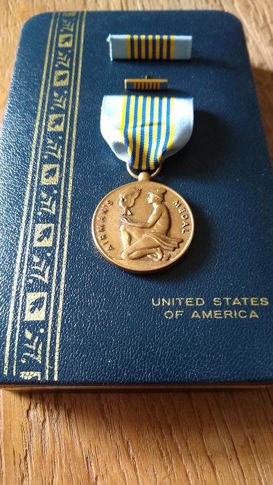 United States of America - Air Force - Medal