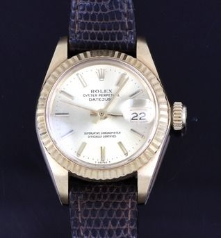Rolex - Lady - Datejust - 6917 '' NO RESEVE PRICE '' - Dames - 1980-1989