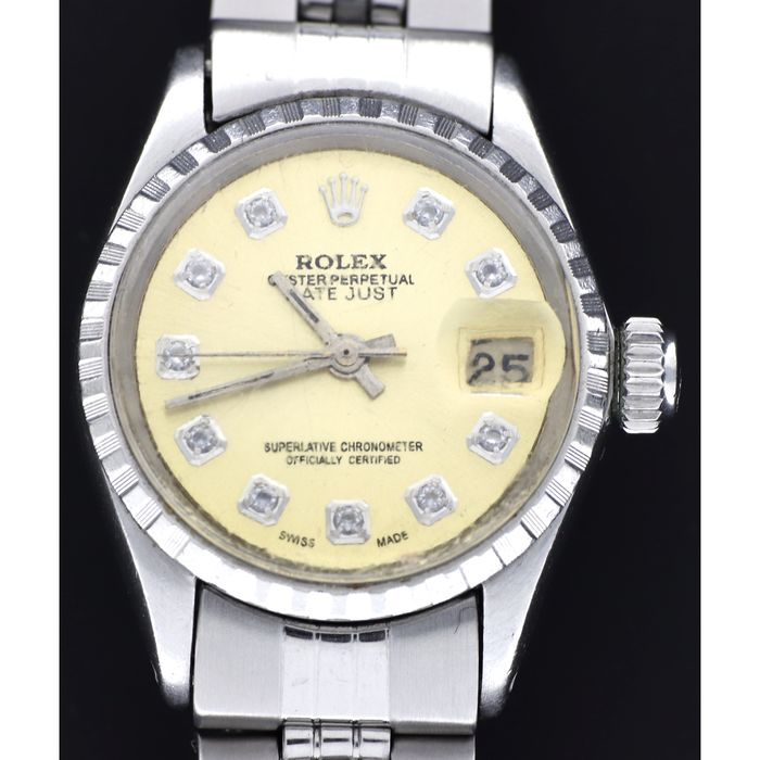 Rolex - Oyster Perpetual Lady Date - 6517  - Donna - 1960-1969