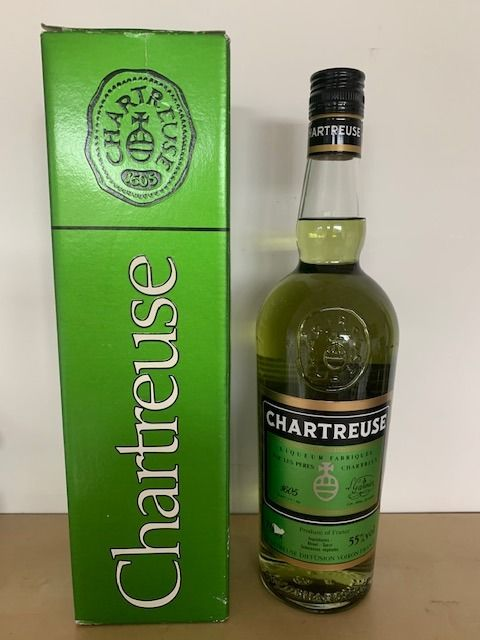 Chartreuse - Green - b. 1998 - 70cl