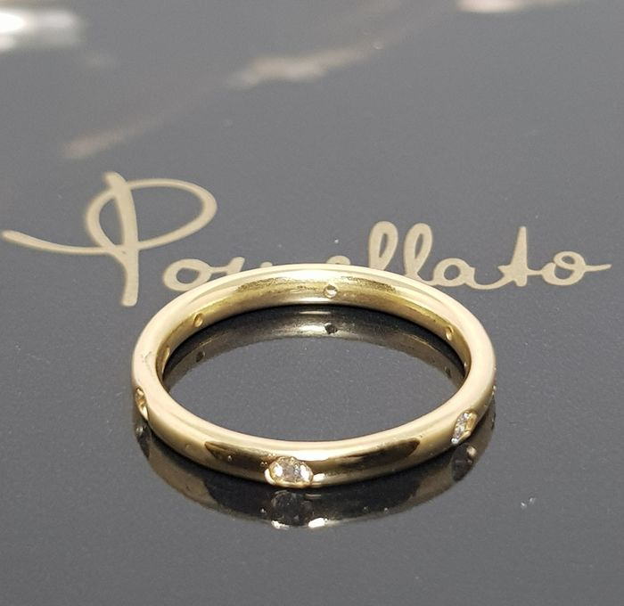Pomellato - 18 kt. Yellow gold - Ring