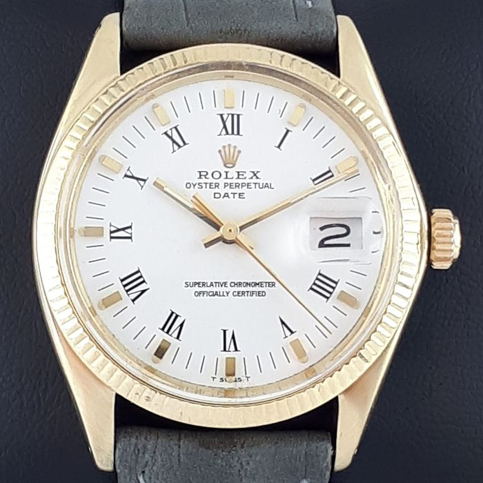 Rolex - Oyster Perpetual Datejust  - Ref: 1503 - Uomo - 1970-1979