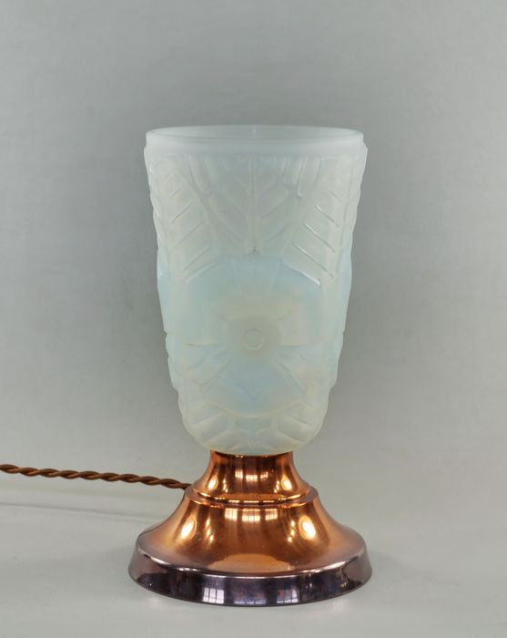 Ch. Ranc - French art deco lamp
