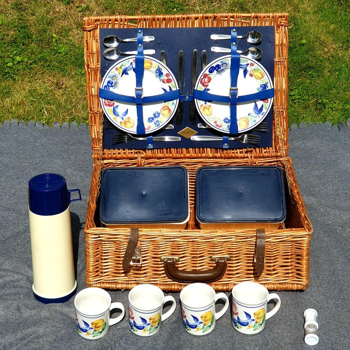 Picnic basket - 4 persons - Amberly
