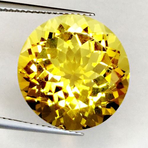 Madeira Color Citrino - 13.46 ct