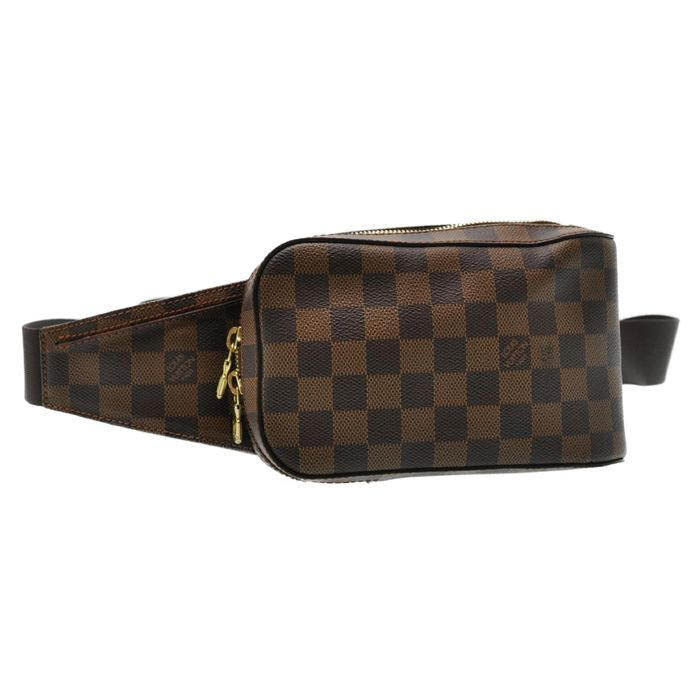 Louis Vuitton - Damier Ebene Geronimos Shoulder bag