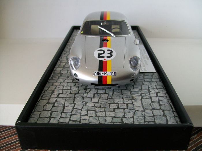 MiniChamps - 1:18 - Porsche 356B 1600GS Carrera GTL Abarth