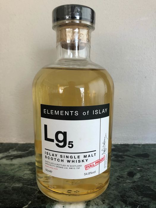 Lagavulin Lg5 - Element of Islay - Specialty Drinks - 50cl