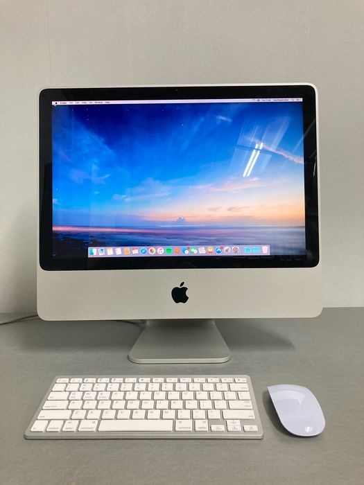 "Apple iMac 20"" 2,4Ghz intel core duo 2GB RAM - 250 GB HDD - iMac"