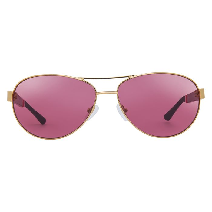 """Orlebar Brown - Aviator Yellow Gold with Purple Lenses Category 3 OB38C2SUN """"NO RESERVE PRICE"""" Sunglasses"""