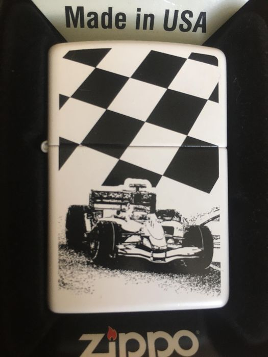 Zippo - Lighter - Racing Car LIMITED EDITION of 1