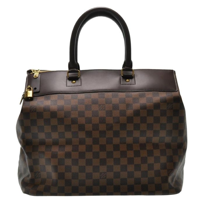 Louis Vuitton - Damier Ebene Greenwich Boston Bag