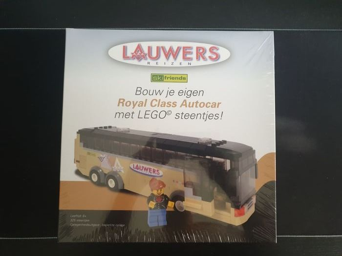 LEGO - Certified Professional - Lauwers - Bus
