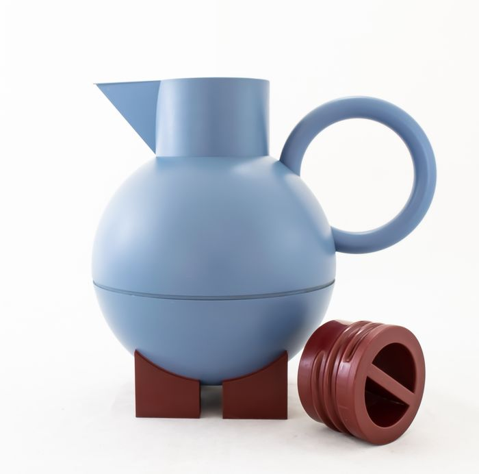 "Michael Graves - Alessi - Thermos - ""Euclid"""