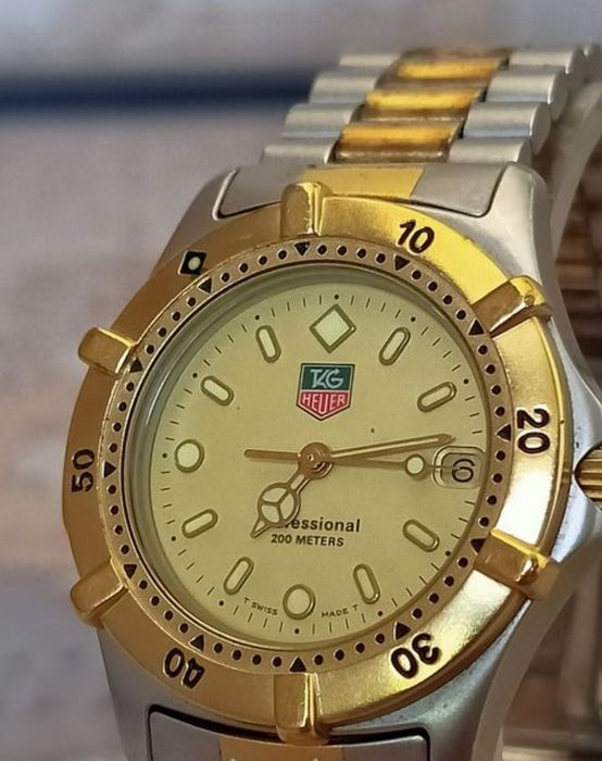 TAG Heuer - Professional 200m - Ref. 964-013 - No Reserve - Donna - 2000-2010
