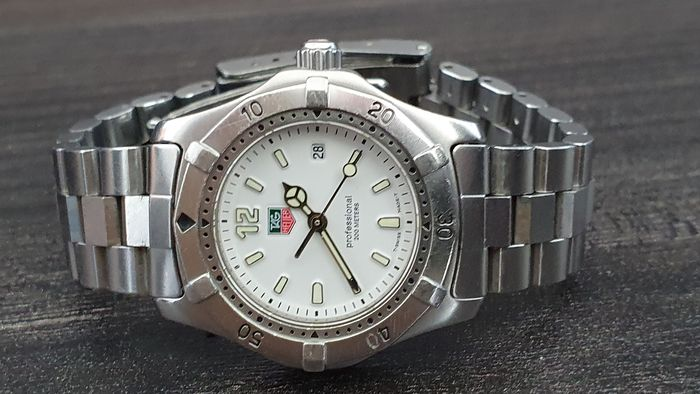 TAG Heuer - 2000  lady classic dive watch - wk1311 - Donna - 2000-2010