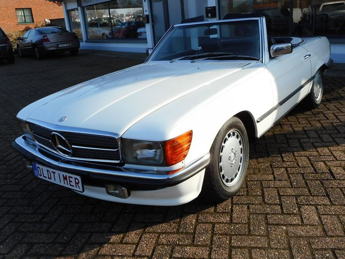 Mercedes-Benz - 107  SL 380 - 1980