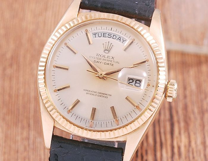Rolex - Oyster Perpetual Day-Date  - 1803 - Uomo - 1960-1969