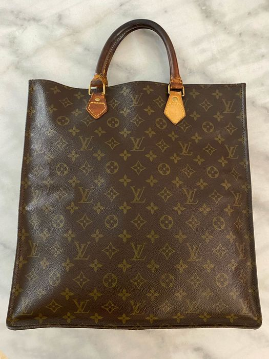 Louis Vuitton - Sac Plat Handtasche