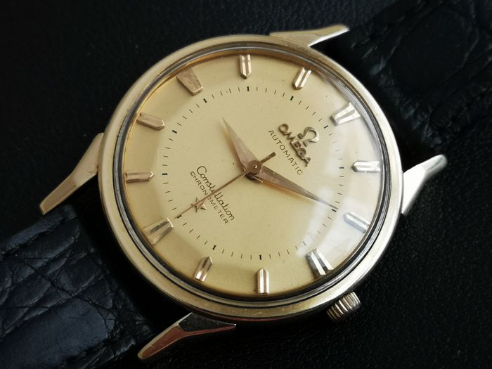 Omega - Constallation Chronometer Pie-Pan Watch - Homme - 1960-1969