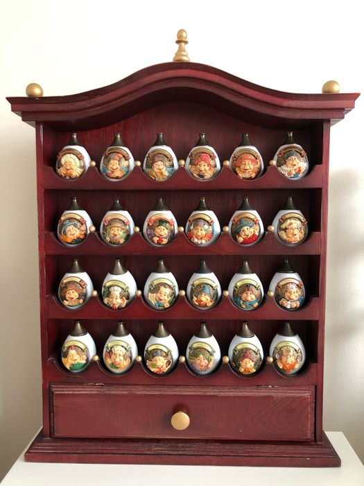 Efteling Laaf Collection Of 24 Pieces Porcelain Spice Catawiki