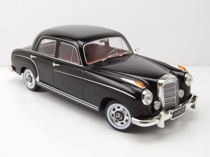 KK-Scale - 1:18 - Mercedes 220S 1954