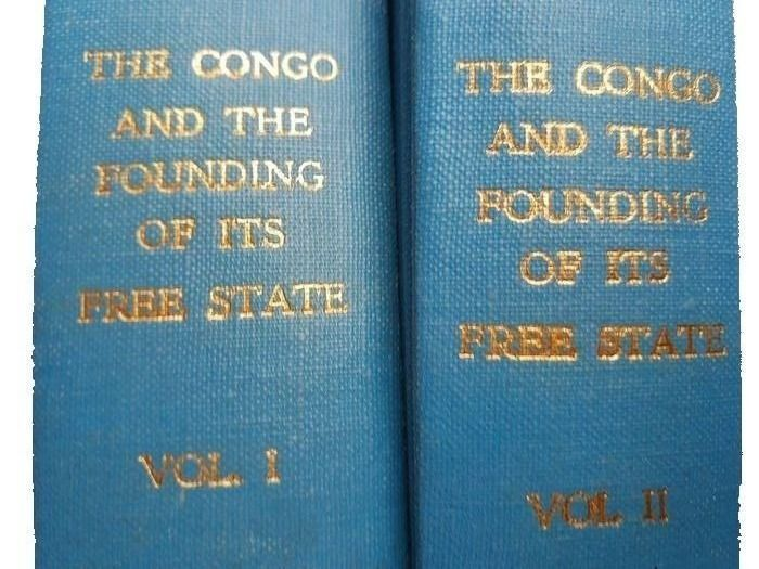 Henry M  Stanley - The Congo and the Founding of Its Free State: a Story of Work and Exploration - 1885