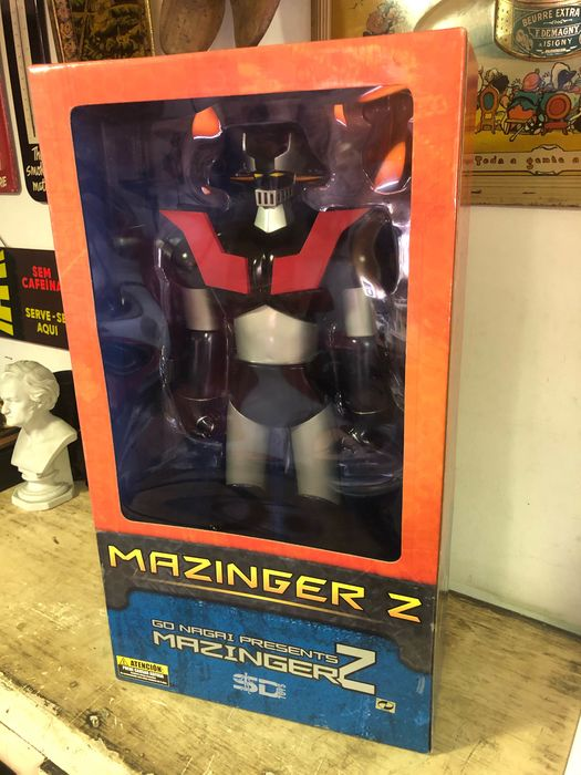 SD Toys - Personnage Oversized 45 cm Mazinger Z