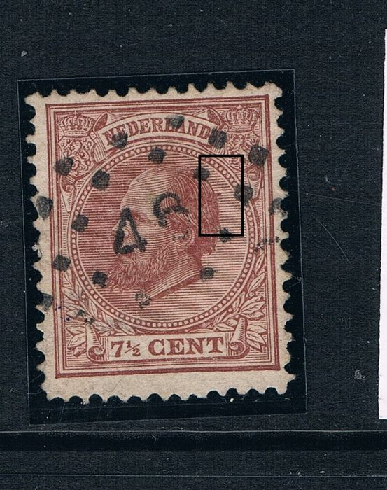 Netherlands - Selection of 22 plate errors