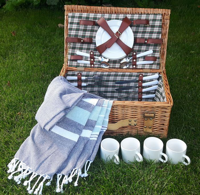 Picnic basket - 4 persoons - After 2000