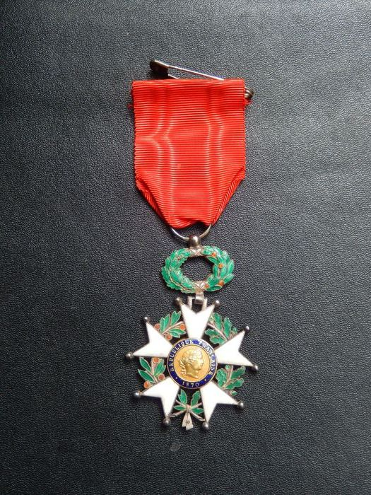 Frankrijk - Legion of Honor 1870 War 1914 1918 (7.4J) Elite Army Award - Medaille - 1914