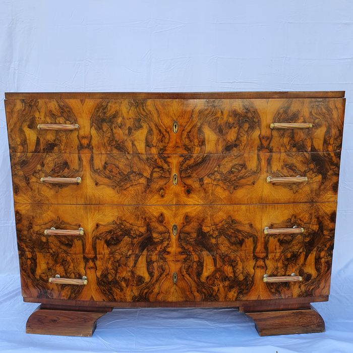 TOP Design chest of drawers Art Decò