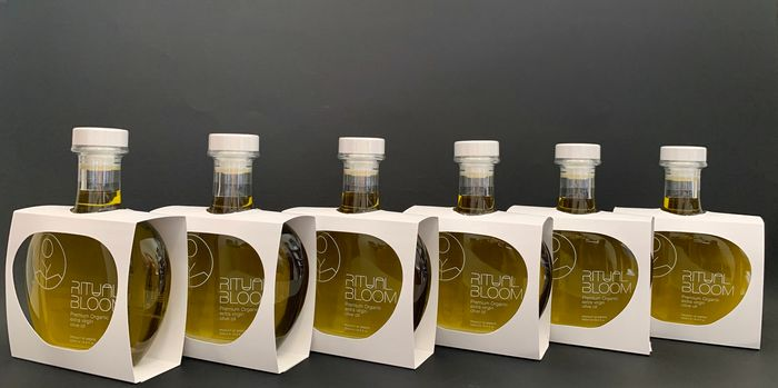 Ritual Bloom - Extra virgin olive oil - 6 - 500 ml