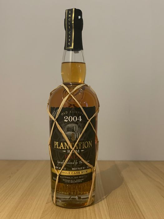Plantation 2004 - Haiti Single Cask for The Nectar - 70cl