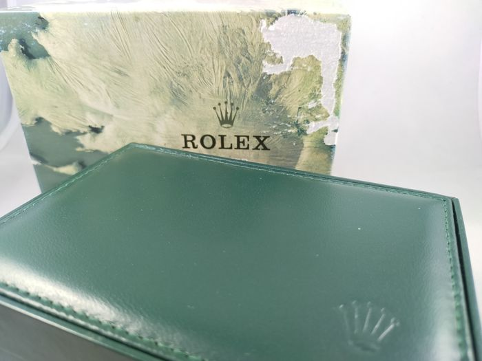 Rolex - 68.00.08 - Green Box - Bărbați - 1990-1999