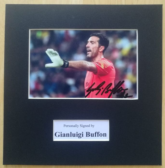 Juventus - Ligue de Champions - Gianluigui Buffon - 2010 - Photo