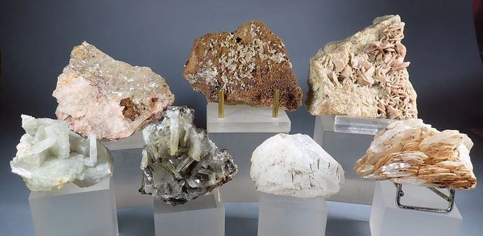 Baryte (barite) Mineral Collection - 1.462 g - (7)
