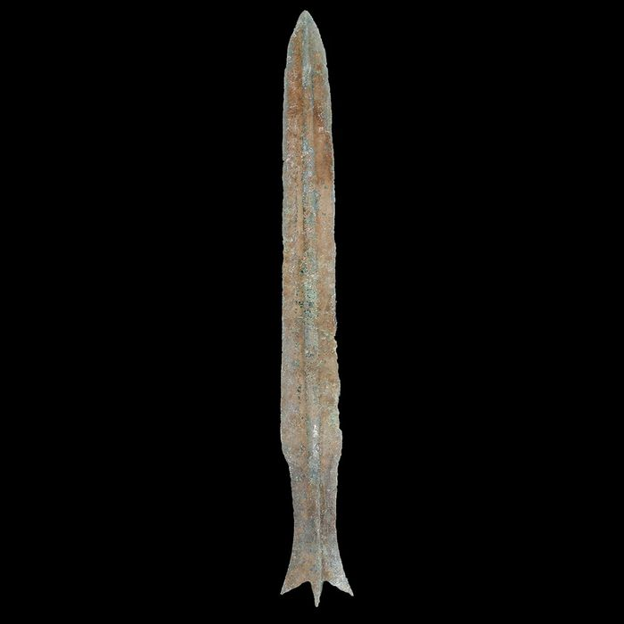Luristan Bronze Short Sword