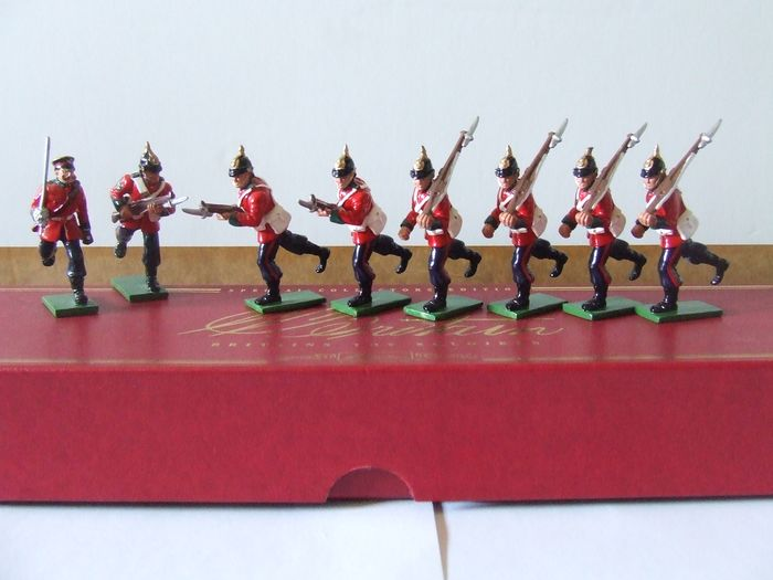 Britains - serie nº 00131 - Personnage Durham Light Infantry - Unknown