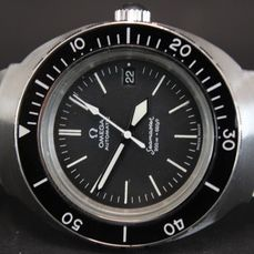 """Omega - Seamaster 200 - """"NO RESERVE PRICE"""" - 166091 - Mint Condition - Hombre - 1970-1979"""