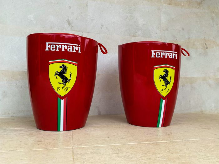 Decorative object - Ferrari feature chairs - PK Werks - After 2000