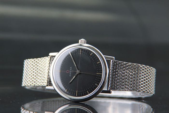 """Omega - Crosshair - """"NO RESERVE PRICE"""" - 131.018 - Homme - 1960-1969"""