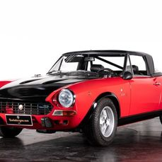 Fiat - 124 Sport Rally Abarth - 1972