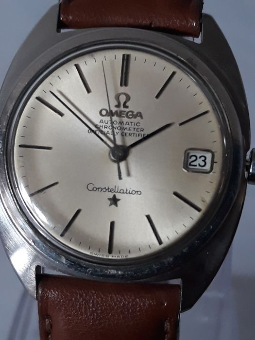 Omega - Constellation Automatic Chronometer COSC - 168.017 SF - Homme - 1960-1969
