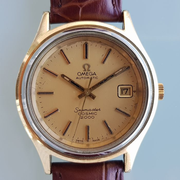 Omega - Seamaster Cosmic 2000 - ''NO RESERVE PRICE'' - Homme - 1970-1979