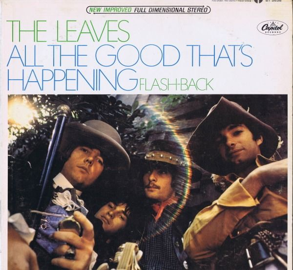 The Leaves - All The Good That's Happening (Psychedelic Rock) - LP Album - 1967/1967