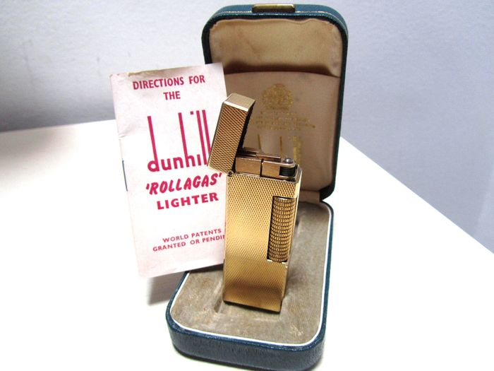 Dunhill - Pocket lighter - Complete collection of 1