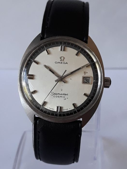 Omega - Seamaster Cosmic Caliber 613 Two-Tone dial - 136.017 - Homme - 1970-1979