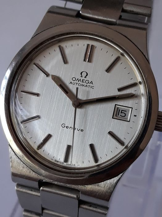 Omega - Geneve Automatic Full Steel Cal.1012 - 166.0173 - Homme - 1970-1979